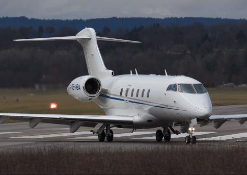 Off Market Aircraft in Germany: 2011 Bombardier Challenger 300 - 2