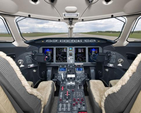 Off Market Aircraft in Germany: 2011 Bombardier Challenger 300 - 3