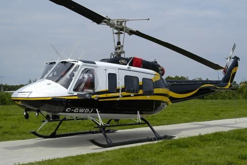 Off Market Aircraft in Ontario: 1977 Bell 212 - 1