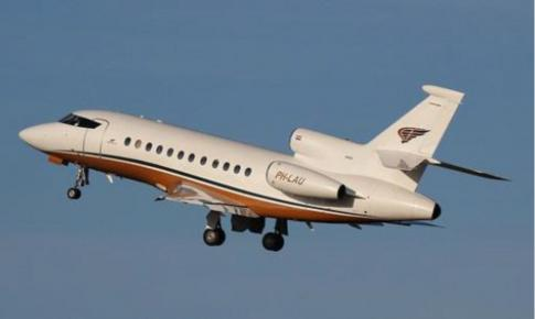 Off Market Aircraft in Singapore: 2000 Dassault 900EX - 1