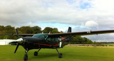 Off Market Aircraft in UK: 2003 Cessna 208 - 2