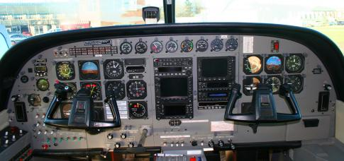 Off Market Aircraft in UK: 2003 Cessna 208 - 3