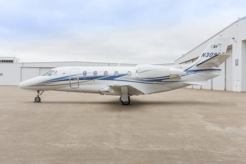 Off Market Aircraft in Texas: 2000 Cessna Citation Excel - 1