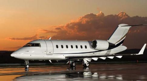 Off Market Aircraft in USA: 2007 Bombardier Challenger 605 - 2