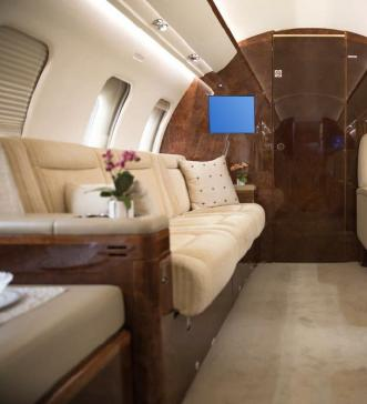 Off Market Aircraft in USA: 2007 Bombardier Challenger 605 - 1
