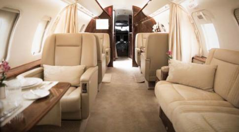 Off Market Aircraft in USA: 2007 Bombardier Challenger 605 - 3