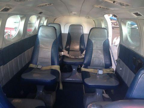 Off Market Aircraft in Dominican Republic: 1975 Cessna 421B - 3