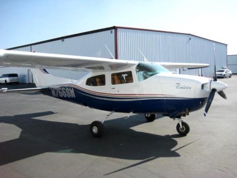 Off Market Aircraft in California: 1975 Cessna T210L - 2