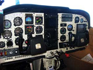 Off Market Aircraft in California: 1975 Cessna T210L - 3