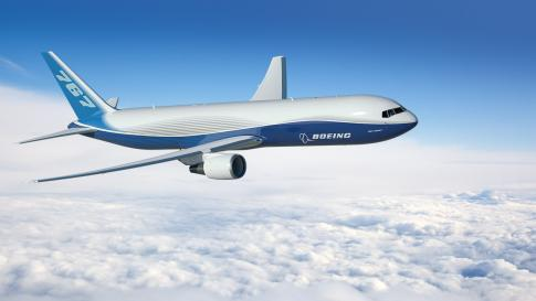 Off Market Aircraft in USA: 1986 Boeing 767-300ER - 1