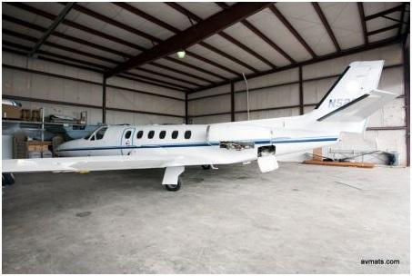 Off Market Aircraft in USA: 1979 Cessna 550 - 2