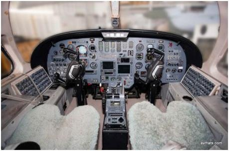 Off Market Aircraft in USA: 1979 Cessna 550 - 3