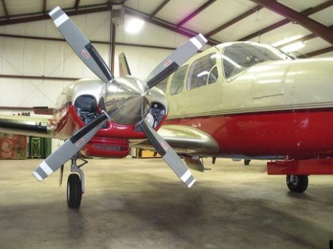 Off Market Aircraft in USA: 1974 Piper PA-31-350 - 1