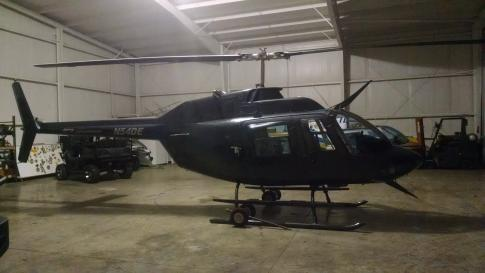 Aircraft for Lease in Tennessee, United States: 1977 Bell 206B3 JetRanger III