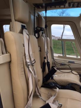 Aircraft for Lease in Tennessee: 1977 Bell 206B3 - 3