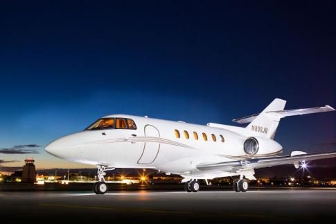 Off Market Aircraft in USA: 1984 Hawker Siddeley 125-800A - 1