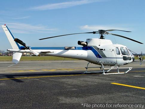 Off Market Aircraft in New Zealand: 2012 Eurocopter AS 350B3e - 2