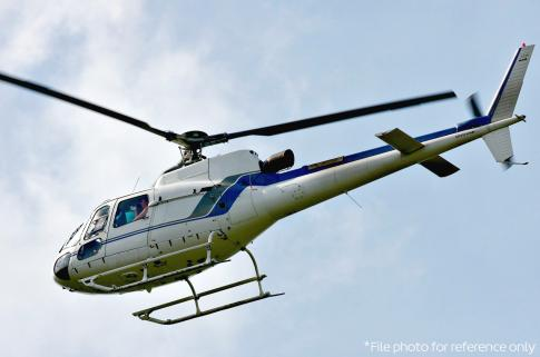 Off Market Aircraft in New Zealand: 2012 Eurocopter AS 350B3e - 1