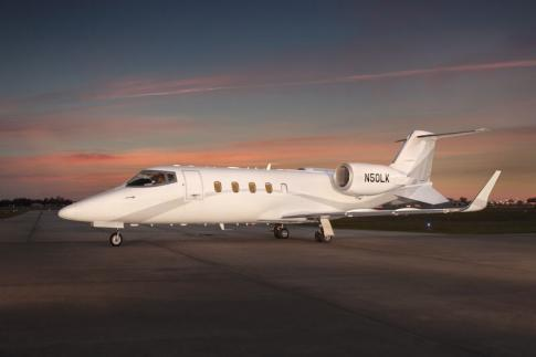 Off Market Aircraft in Texas: 2007 Learjet 60-SE - 1