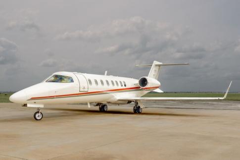 Off Market Aircraft in Texas: 2008 Learjet 45-XR - 1