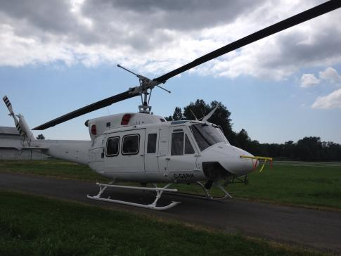 Off Market Aircraft in British Columbia: 1978 Bell 212 - 1