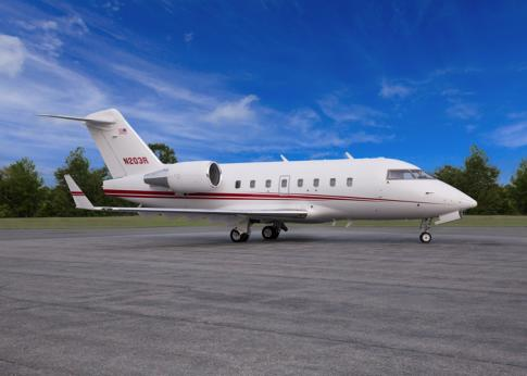 Off Market Aircraft in USA: 1999 Bombardier Challenger 604 - 2