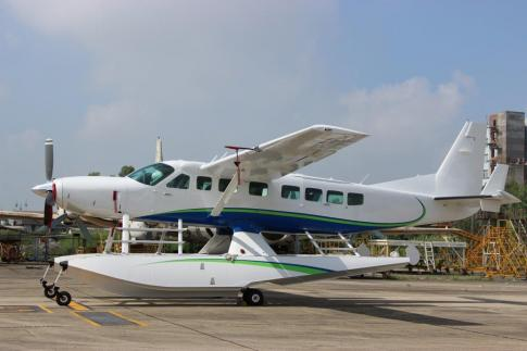 Off Market Aircraft in Indonesia: 2014 Cessna 208B - 1
