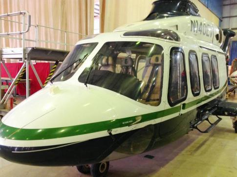 Off Market Aircraft in United Arab Emirates: 2005 Agusta AW139 - 1