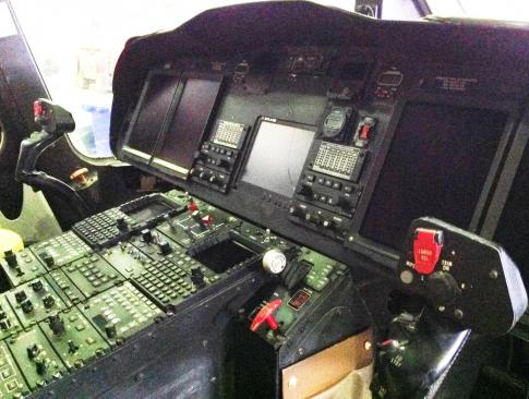 Off Market Aircraft in United Arab Emirates: 2005 Agusta AW139 - 2
