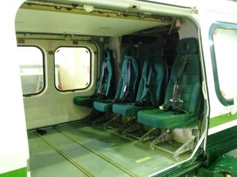 Off Market Aircraft in United Arab Emirates: 2005 Agusta AW139 - 3