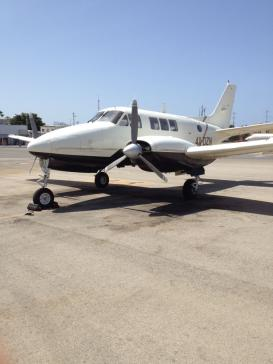 Aircraft for Sale in Israel: 1974 Beech Queen Air - 1