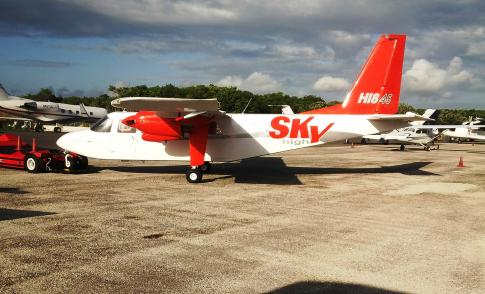 1977 Britten Norman Islander in Dominican Republic for Sale