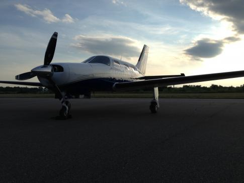 Off Market Aircraft in Minnesota: 1986 Piper PA-46-310P - 1