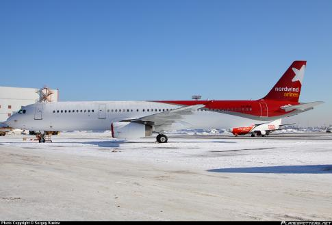 Off Market Aircraft in Russia: 2006 Airbus A321-200 - 1
