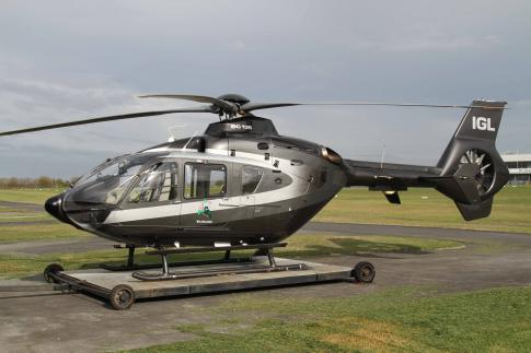 Off Market Aircraft in New Zealand: 2002 Eurocopter EC 135P2 - 1