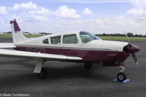 Off Market Aircraft in Tennessee: 1972 Piper Arrow - 1