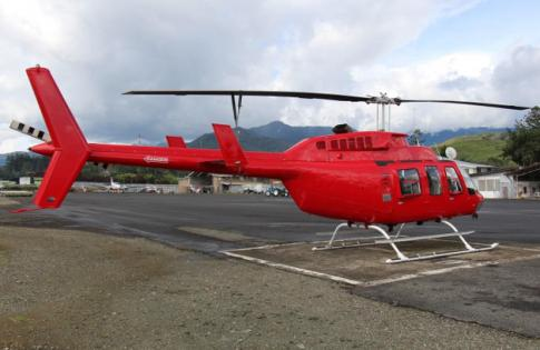 Off Market Aircraft in Papua New Guinea: 1990 Bell 206L3 - 3