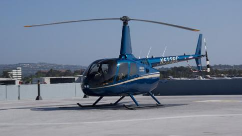 Off Market Aircraft in California: 2015 Robinson R-66 - 1