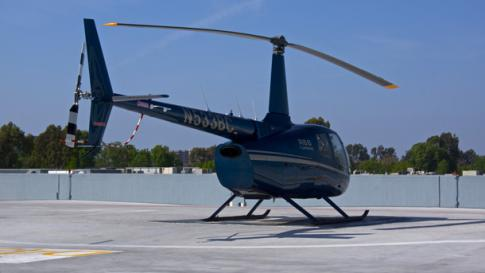 Off Market Aircraft in California: 2015 Robinson R-66 - 2
