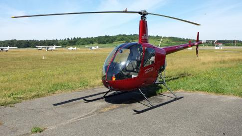 Off Market Aircraft in Germany: 2004 Robinson R-22 - 1