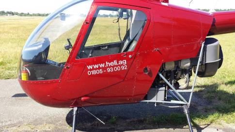 Off Market Aircraft in Germany: 2004 Robinson R-22 - 2