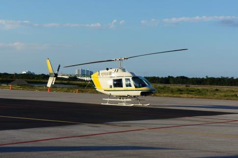 Off Market Aircraft in USA: 1972 Bell 206B - 1