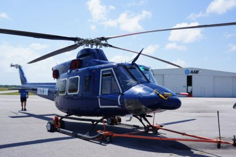 Off Market Aircraft in Mexico: 1985 Bell 412SP - 1