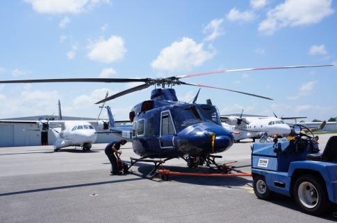 Off Market Aircraft in Mexico: 1985 Bell 412SP - 2