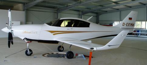 Aircraft for Sale in Landshut, Germany: 2007 Lancair IV-P Turbine