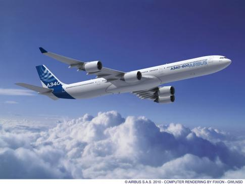 Off Market Aircraft in Nevada: 2004 Airbus A340 - 1