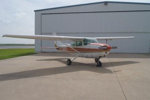 Off Market Aircraft in Texas: 1977 Cessna 172N - 2