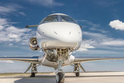 Off Market Aircraft in USA: 2014 Embraer Phenom 300 - 1