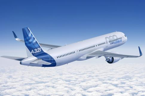 Off Market Aircraft in Nevada: 2016 Airbus A321 - 1