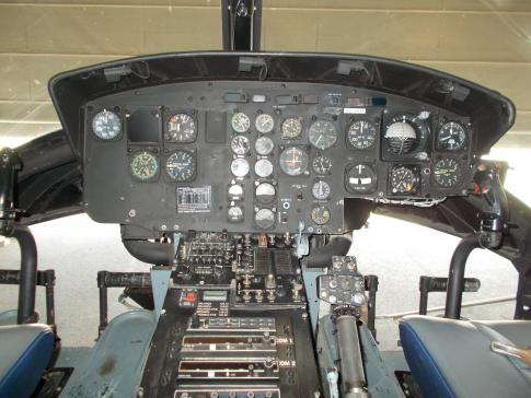 Off Market Aircraft in Sweden: 1970 Bell 205/UH-1H - 2
